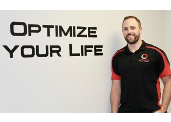 Edmonton physical therapist Arri McWatt, PT