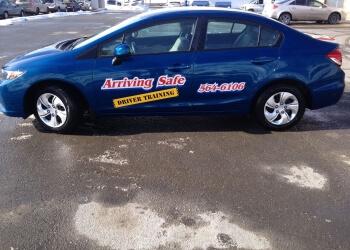Cape Breton driving school  Arriving Safe Driving School