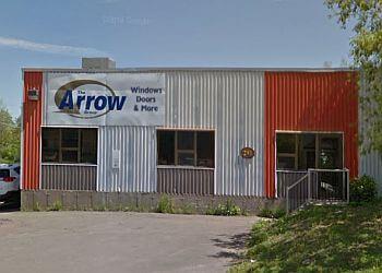 Moncton window company Arrow Windows-Doors & More