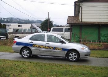 Nanaimo driving school Arrowsmith Driver Education
