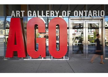 Toronto art gallery Art Gallery of Ontario