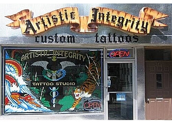Mississauga tattoo shop Artistic Integrity Tattoo & Piercing Studio