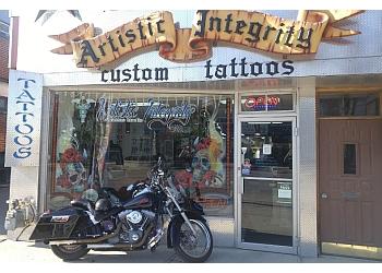 Mississauga tattoo shop Artistic Integrity Tattoo & Piercing Studio