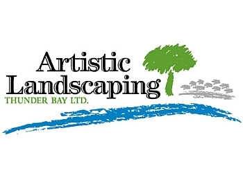 Thunder Bay landscaping company Artistic Landscaping Thunder Bay Ltd.