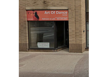 Brampton wedding dance choreography Art of Dance Center