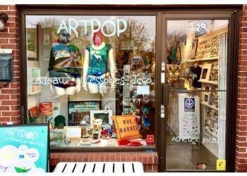 Montreal gift shop Artpop Montréal