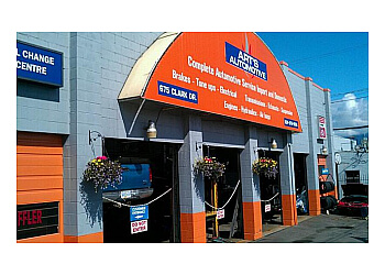 Arts Automotive Vancouver Car Repair Shops