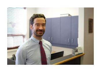 Edmonton podiatrist Artur Kruszelnicki, DPM