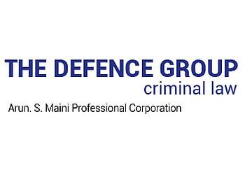 Milton criminal defense lawyer The Defence Group