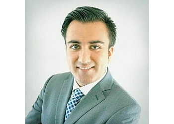 Brampton business lawyer Arunesh Sohi