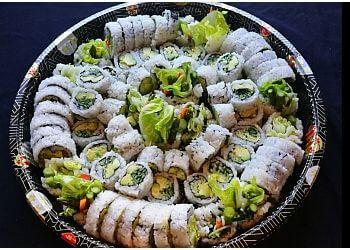 Moncton sushi Asa Sushi