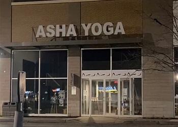 Laval yoga studio Asha Yoga Laval
