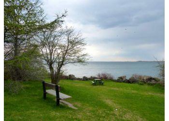Toronto public park Ashbridges Bay Park