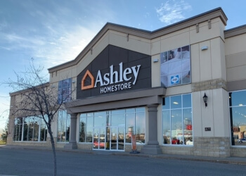 Lethbridge furniture store Ashley Furniture HomeStore