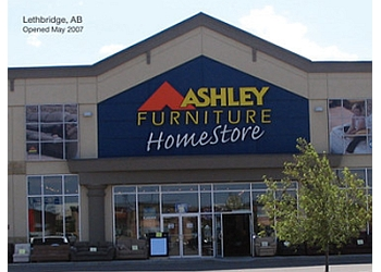 Lethbridge furniture store Ashley HomeStores