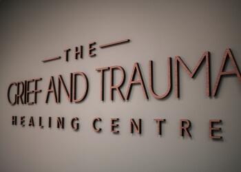 Edmonton psychologist Ashley Mielke, PsyD - The Grief and Trauma Healing Centre Inc.