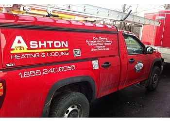 Oshawa hvac service Ashton Heating & Cooling