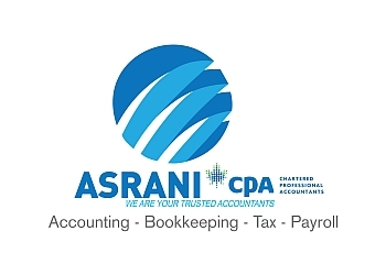 Mississauga accounting firm Asrani CPA, Professional Corporation