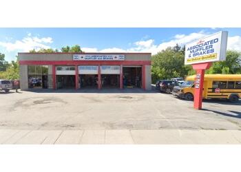 Belleville car repair shop Associated Muffler & Brake Shops