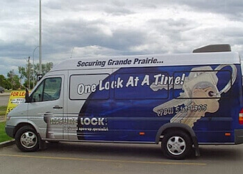 Grande Prairie locksmith Assure Lock Ltd.