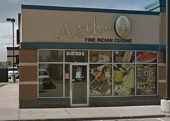 Red Deer indian restaurant Astha Fine Indian Cuisine