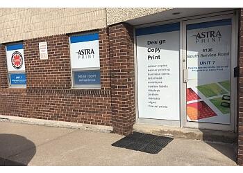 Burlington printer Astra Print