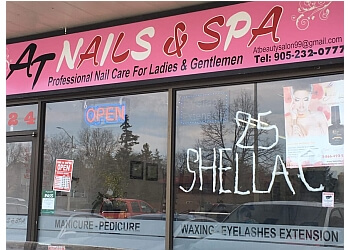 Mississauga nail salon At Nails & Spa