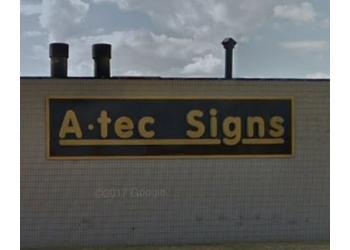 Brampton sign company Atec Signs