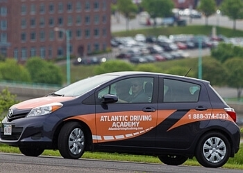 Fredericton driving school Atlantic Driving Academy Ltd.