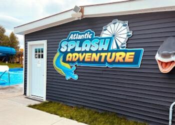 Halifax amusement park Atlantic Splash Adventure