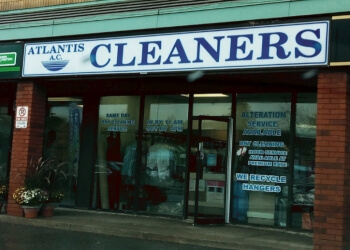 Pickering dry cleaner Atlantis Dry Cleaners