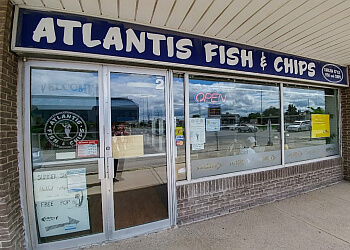 Caledon fish and chip Atlantis Fish & Chips