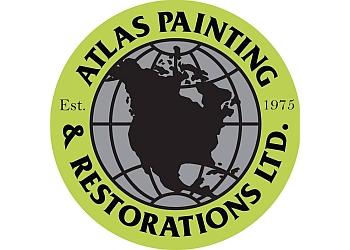 Richmond painter ATLAS PAINTING & RESTORATIONS LTD.