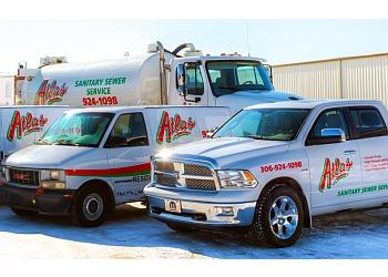 Regina septic tank service Atlas Sewer Services