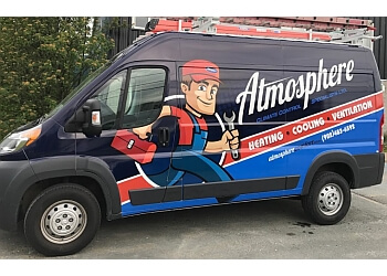 Halifax hvac service Atmosphere Climate Control Specialists Ltd.