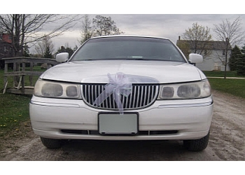 Burlington limo service A to B Limousine