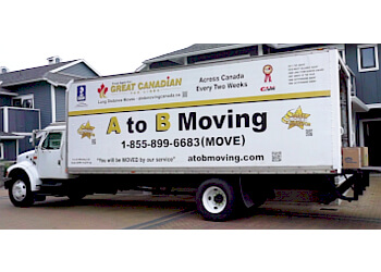 Victoria moving company A to B Moving