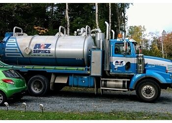 Halifax septic tank service A to Z Septic Services Limited.
