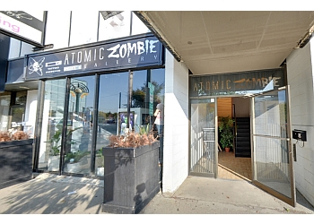 Edmonton tattoo shop Atomic Zombie
