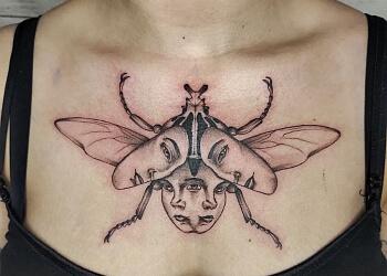 Quebec tattoo shop Atomik Tattoo
