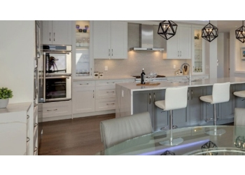 New Westminster custom cabinet Attractive Kitchen Cabinets Ltd.