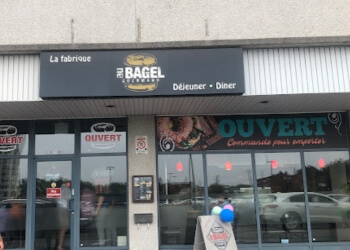 Repentigny bagel shop Au Bagel Gourmand