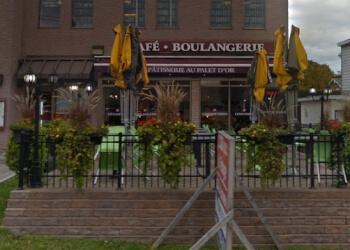 Quebec bakery Au Palet d'Or