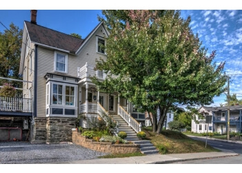 Sherbrooke bed and breakfast Auberge Marquis de Montcalm