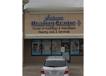 Cambridge audiologist Auburn & Mountain Hearing Centres