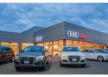 Victoria car dealership Audi Autohaus