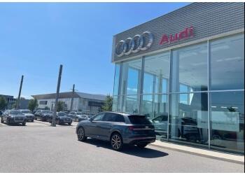 Oakville car dealership Audi Oakville