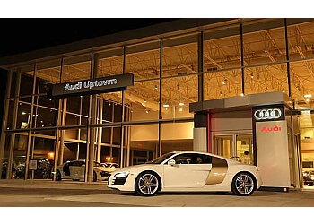 Markham car dealership Audi Uptown