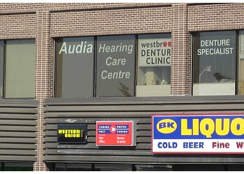 Calgary audiologist Audia Hearing Care Centre