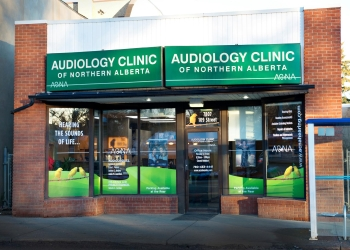 Edmonton audiologist Audiology Clinic Of Northern Alberta